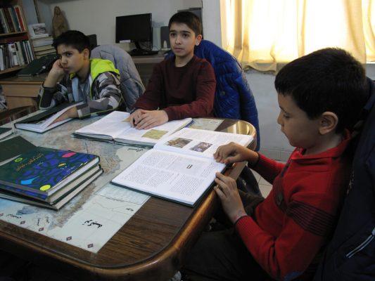 IMG_0292-533x400 سومين جلسه شوراى مشورتى نوجوانان فرهنگنامه در سال ١٣٩٧