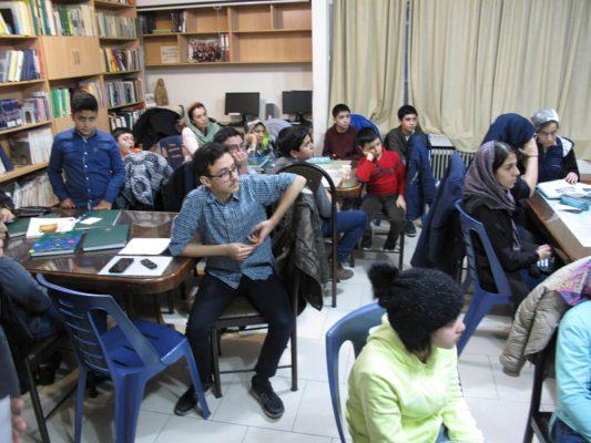 IMG_0306-533x400 سومين جلسه شوراى مشورتى نوجوانان فرهنگنامه در سال ١٣٩٧