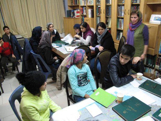 IMG_0307-533x400 سومين جلسه شوراى مشورتى نوجوانان فرهنگنامه در سال ١٣٩٧