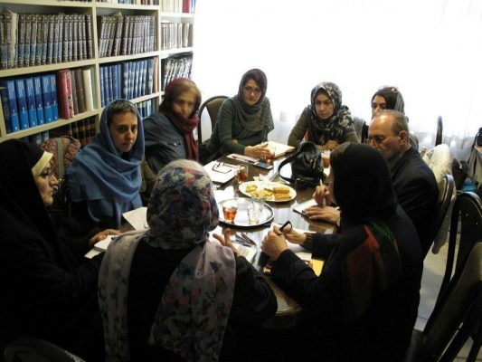 photo_2019-01-20_12-02-41-533x400 نخستین جلسه کارگاه مقاله نویسی فرهنگنامه