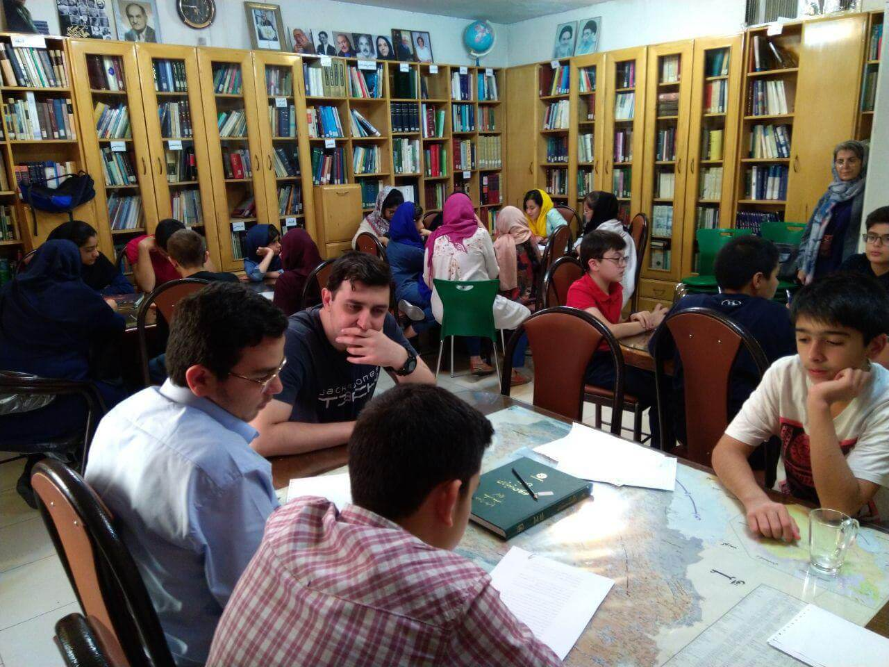 photo5830469253541770002 جلسه شورای مشورتى نوجوانان فرهنگنامه در تاريخ ١٦مهرماه ١٣٩٨